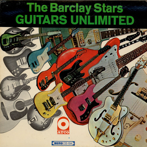 Barclay Stars, The - Guitars Unlimited