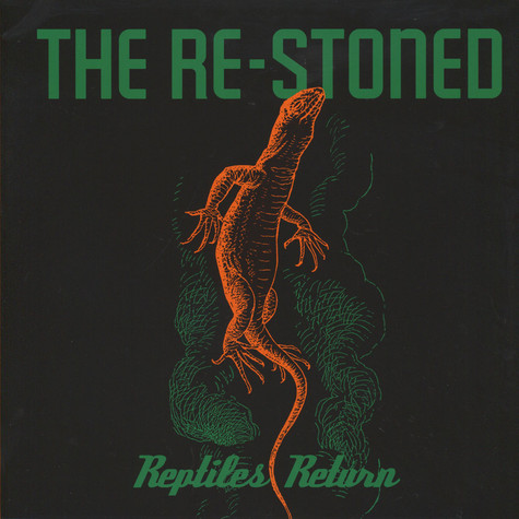 Re-Stoned, The - Reptiles Return Green Vinyl Edition
