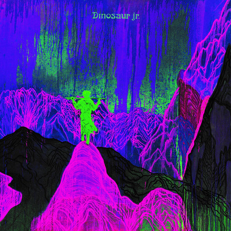 Dinosaur Jr. - Give A Glimpse Of What Yer Not Purple Vinyl Edition