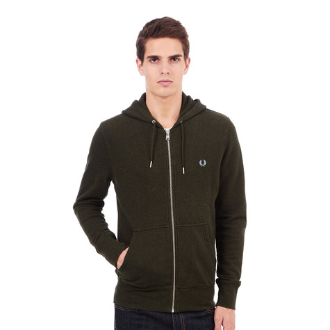 Fred Perry - Loopback Hooded Sweater