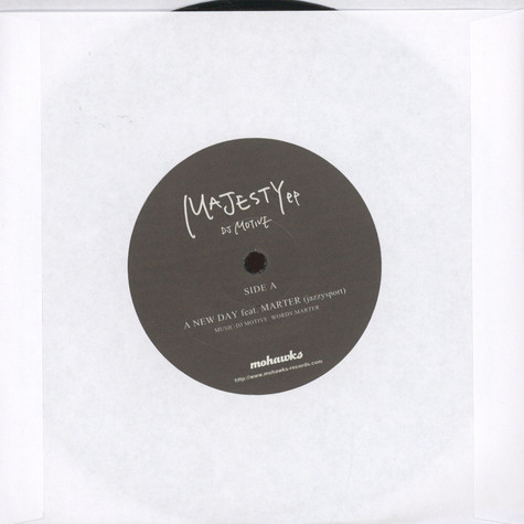 DJ Motive - Majesty EP