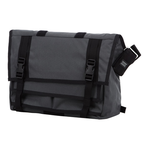 Mission Workshop - The Monty Bag (Black Buckle)