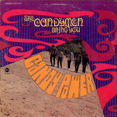 Candymen, The - The Candymen Bring You Candy Power