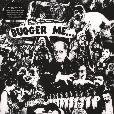 Sam Coomes - Bugger Me Colored Vinyl Edition