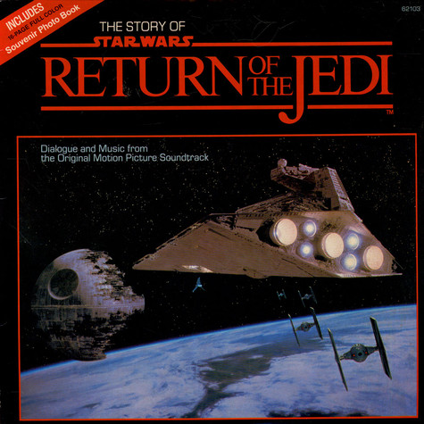 London Symphony Orchestra, The - The Story Of Return Of The Jedi