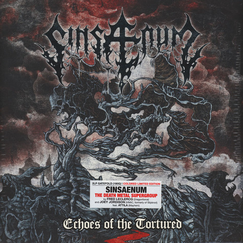 Sinsaenum - Echoes Of The Tortured Limited Edition