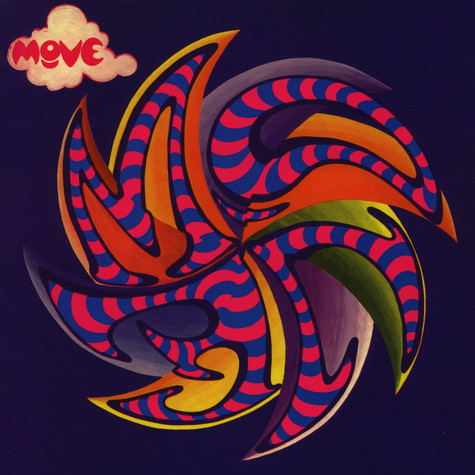 Move, The - The Move - Mono Edition