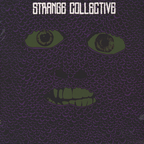 Strange Collective - Super Touchy EP