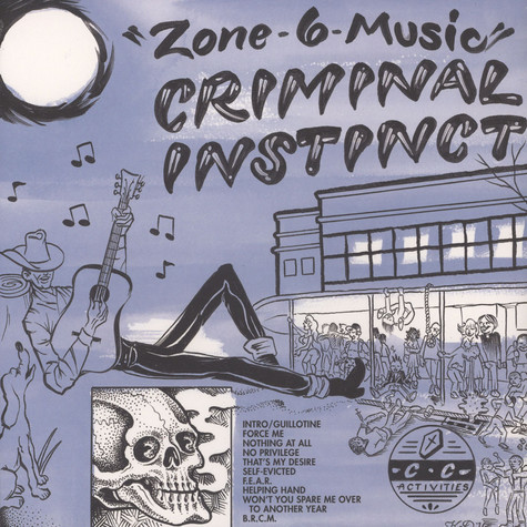 Criminal Instinct - Zone 6 Music
