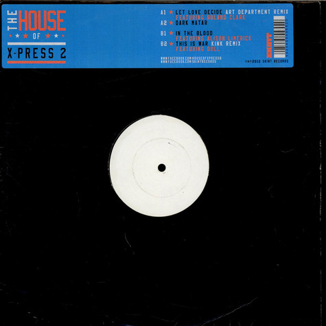 X-Press 2 - The House Of X-Press 2