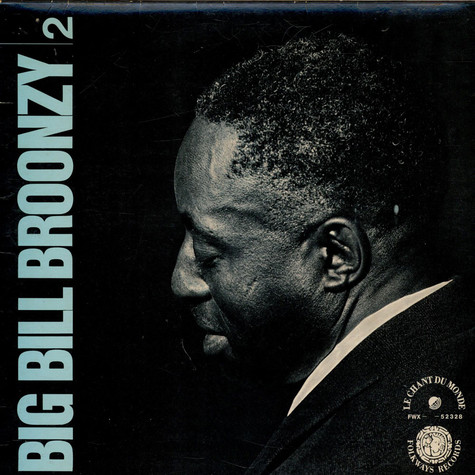 Big Bill Broonzy - Vol. 2
