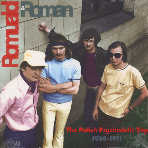 Romulad & Roman - The Polish Psychedelic Trip 1968-1971