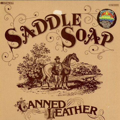 Tanned Leather - Saddle Soap