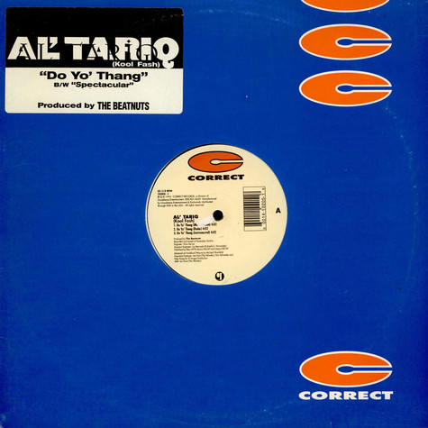 Al' Tariq - Do Yo' Thang
