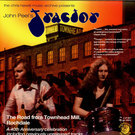 Tractor - The Road From Townhead Mill, Rochdale - Volume 1