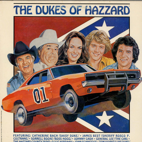Various - The Dukes Of Hazzard