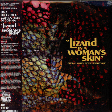 Ennio Morricone - OST Lizard In A Woman's Skin