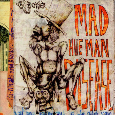 Droop Capone and The Black Love Crew - Mad Hueman Disease