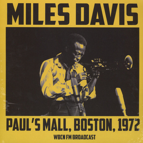 Miles Davis - Paul's Mall, Boston, 1972 - FM Broadcast