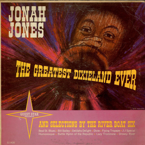 Jonah Jones / The River Boat Six - The Greatest Dixieland Ever