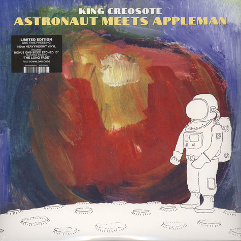 King Creosote - Astronaut Meets Appleman Limited Edition