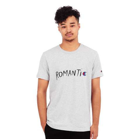Champion x Wood Wood - RomantiC T-Shirt