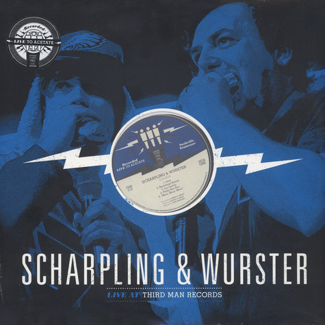 Sharpling & Wurster - Live At Third Man Records