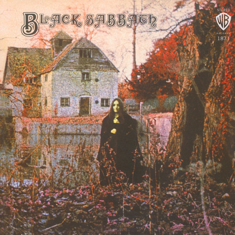 Black Sabbath - Black Sabbath Opaque Red Vinyl Edition