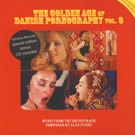 Alex Puddu - The Golden Age Of Danish Pornography Volume 3