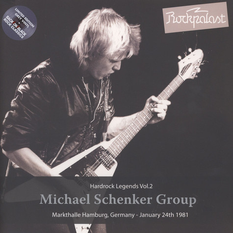Michael Schenker Group, The - Hard Rock Legends - Markthalle 1981