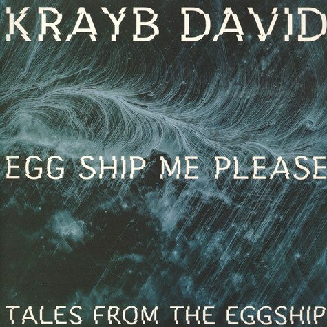 Krayb David - Eggship Me Please EP