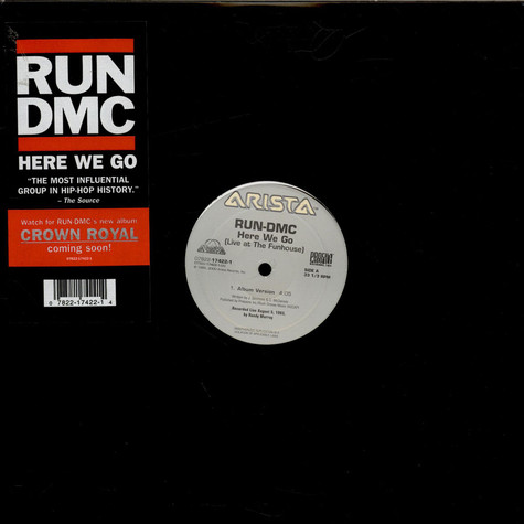 Run-DMC - Here We Go (Live At The Funhouse)