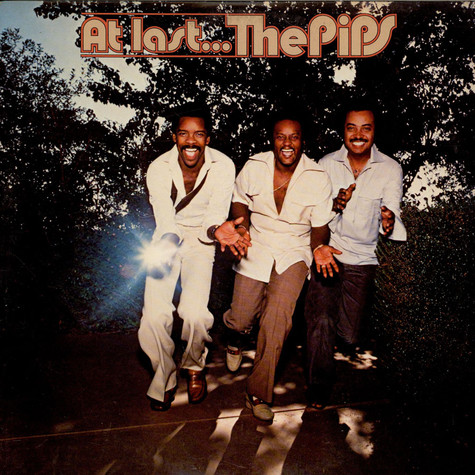The Pips - At Last... The Pips