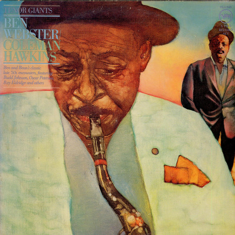Ben Webster, Coleman Hawkins - Tenor Giants