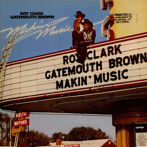 Roy Clark And Clarence Brown - Makin' Music