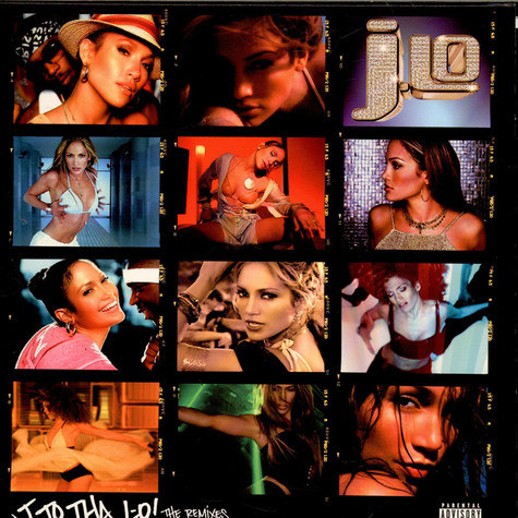 Jennifer Lopez - J To Tha L-O! (The Remixes)