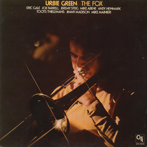 Urbie Green - The Fox