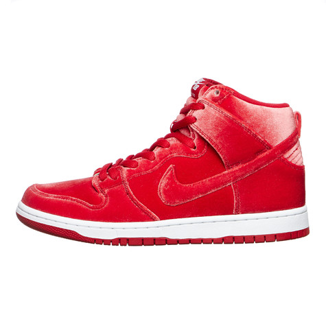 "Nike SB - Dunk High Premium ""Red Velvet"""