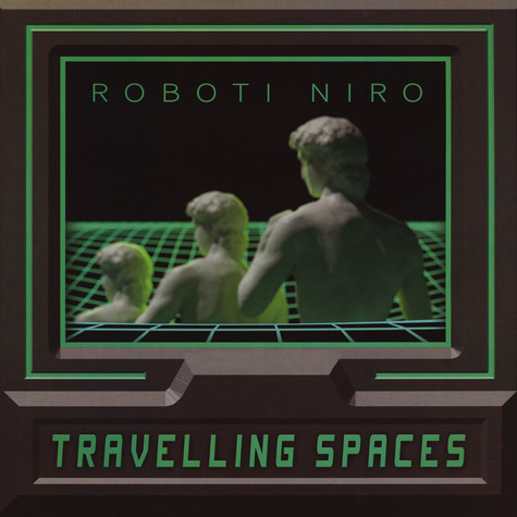 Roboti Niro - Travelling Spaces Red Vinyl Edition
