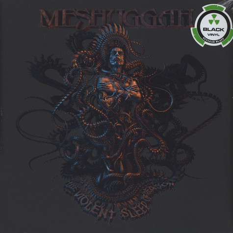 Meshuggah - The Violent Sleep Of Reason Black Vinyl Edition