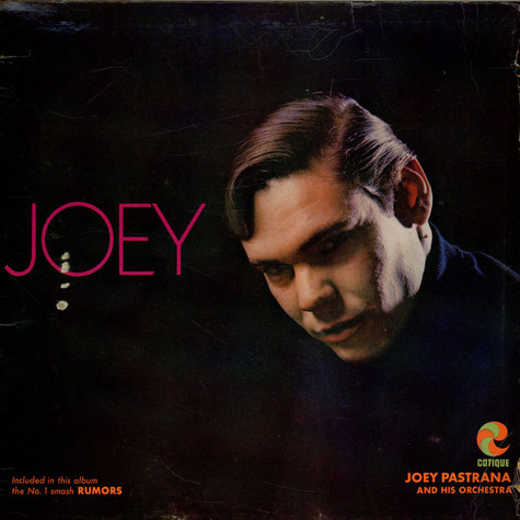 Joey Pastrana And His Orchestra - Joey
