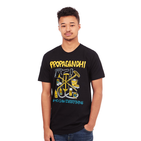 Propagandhi - How To Clean Everything T-Shirt