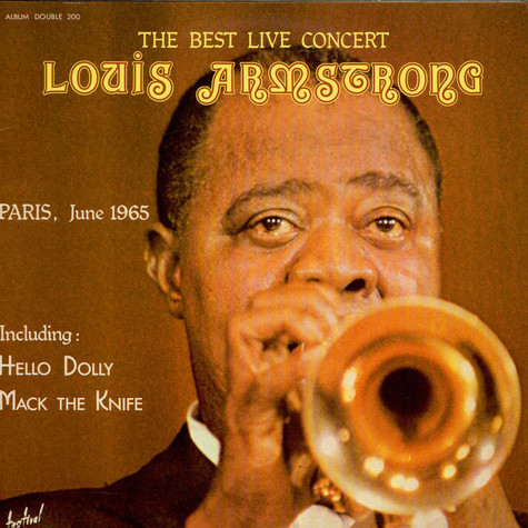 Louis Armstrong - The Best Live Concert