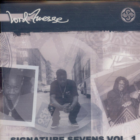 Lord Finesse - Signature Sevens Vol.1