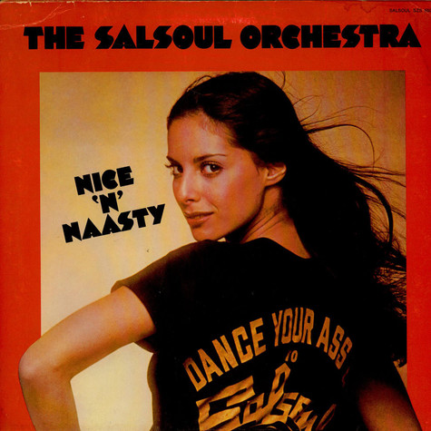 Salsoul Orchestra, The - Nice 'n' Naasty