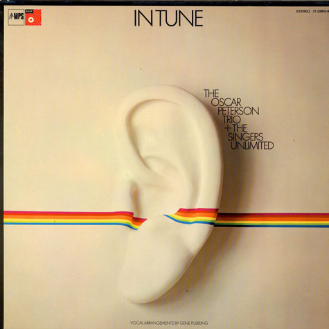 Oscar Peterson Trio, The + The Singers Unlimited - In Tune