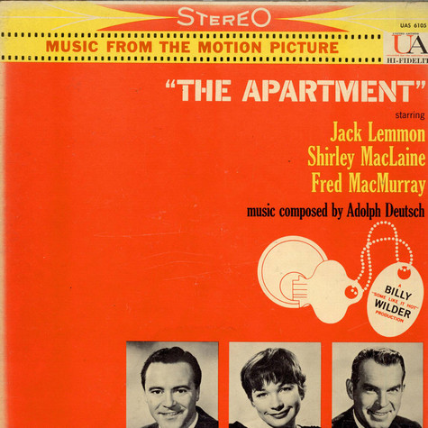 Adolph Deutsch - OST The Apartment