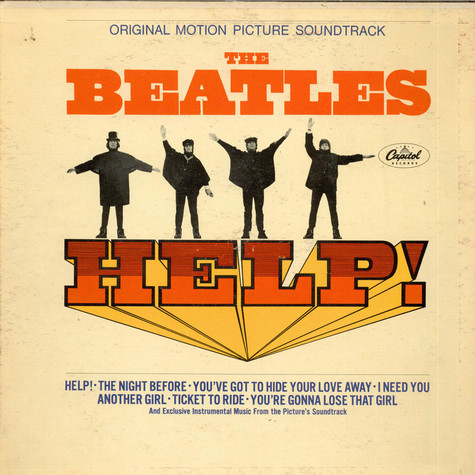The Beatles - OST Help!