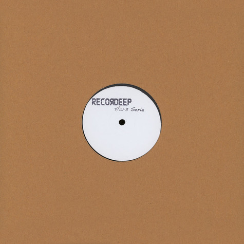 MJOG - Recordeep Hors Serie 01 Janeret & Thomas Wood Remixes