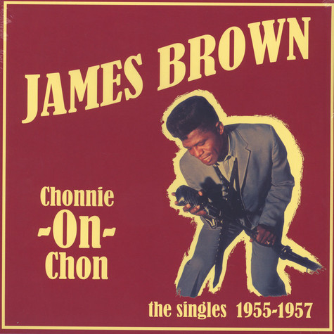 James Brown - Birth Of A Legend: The Singles 1958-1962